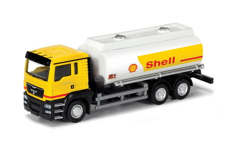 Shell Oil Tanker
