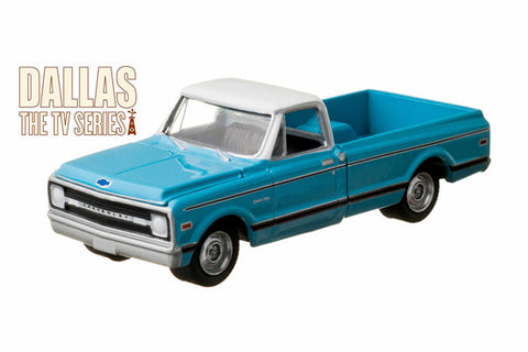Dallas (TV Series, 1978-91) - 1970 Chevrolet C-10 Truck