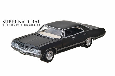 Supernatural (2005-Current TV Series) - 1967 Chevrolet Impala Sedan