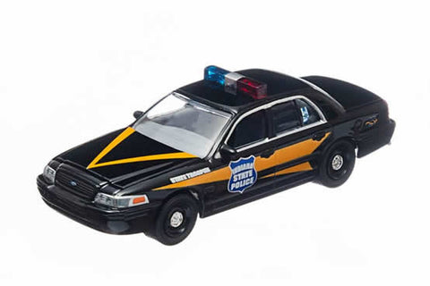 2008 Ford Crown Victoria - Indiana State Police
