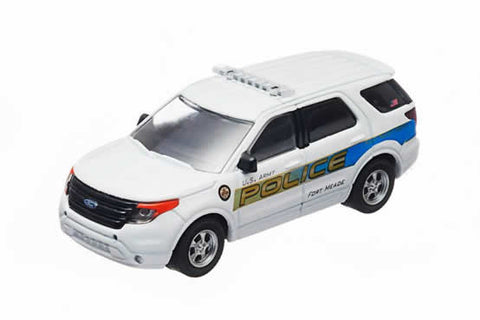 2012 Ford Police Interceptor Utility - Fort Meade Military Police (U.S. Army)