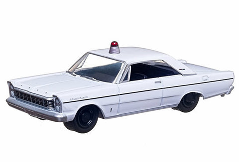 1965 Ford Galaxie Missouri Sheriff Police