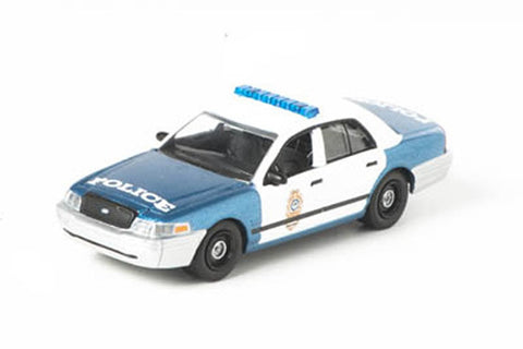 2008 Ford Crown Victoria - Raleigh North Carolina Police