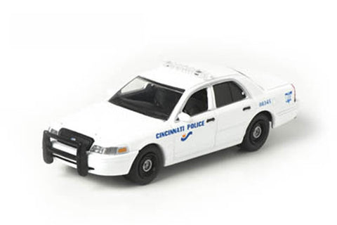 2008 Ford Crown Victoria - Cincinnati Ohio Police