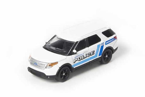 2011 Ford Explorer - Westfield Indiana Police