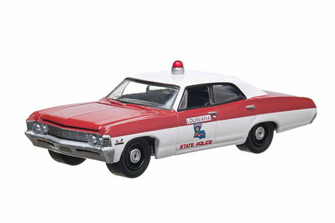 1967 Chevrolet Biscayne - Louisiana State Police