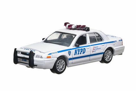 2008 Ford Crown Victoria Police - New York City Police Dept (NYPD)