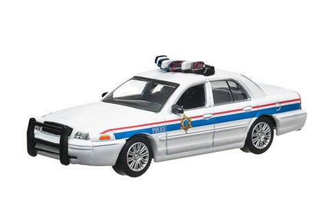 2008 Ford Crown Victoria Police Interceptor - U.S. Coast Guard