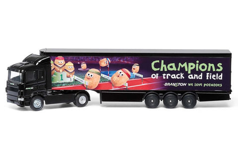 Branston Ltd 'We Love Potatoes' Fridge Truck