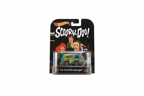 Scooby Doo / The Mystery Machine