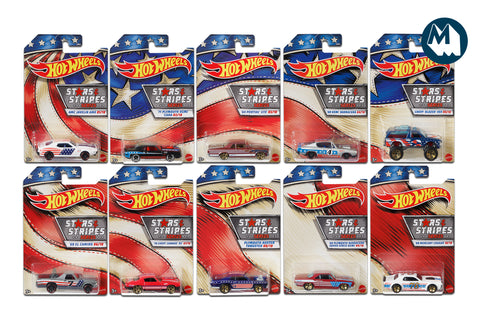 Hot Wheels - Stars & Stripes (2020)