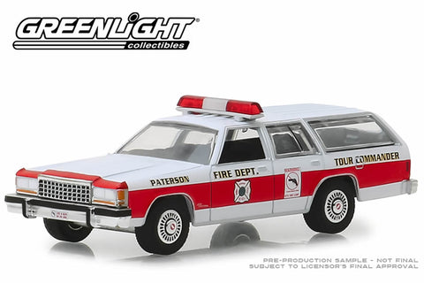 1985 Ford LTD Crown Victoria Wagon - Paterson, New Jersey Fire Department