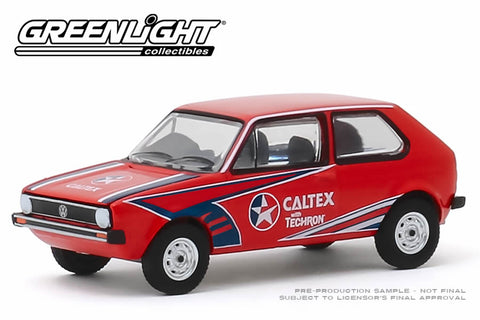 1975 Volkswagen Golf Mk1 - Caltex with Techron