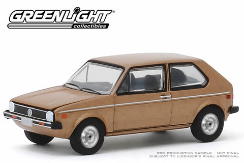 1977 Volkswagen Rabbit - The Champagne Edition