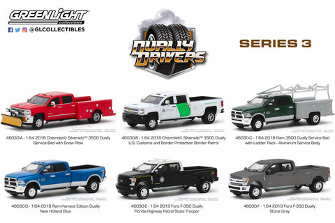 Dually Drivers Series 3