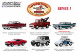 "1956 Ford F-100 Tow Truck ""Busted Knuckle Garage Parts & Service"""