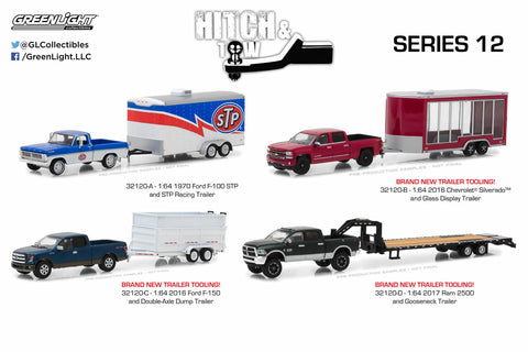 Hitch & Tow Series 12