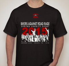 BARR Spring Charity Event 2015 T-Shirt
