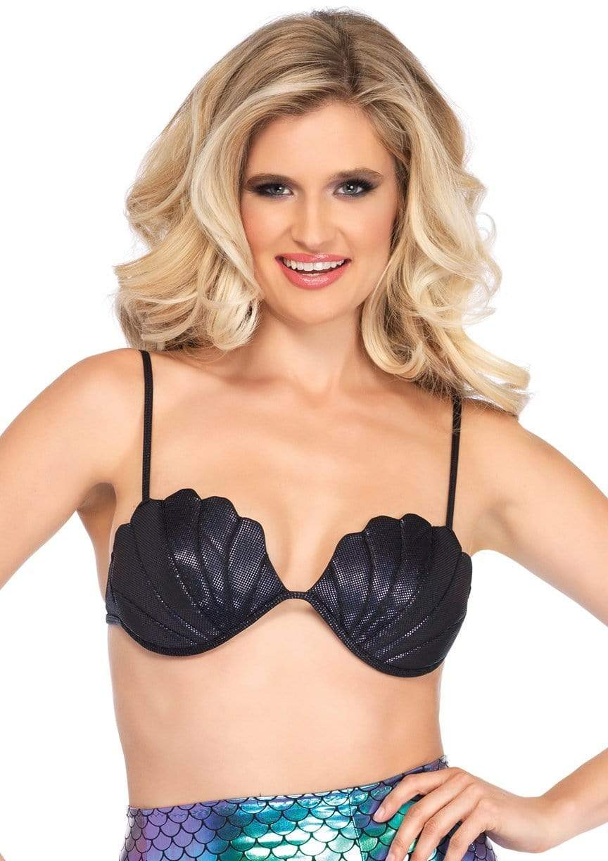 Mermaid Shell Bra Top - Chynna Dolls