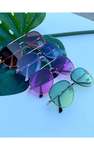 Aviator Sunglasses - Chynna Dolls Swimwear