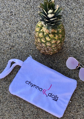 Bikini Bag: FREE with PURCHASE - Chynna Dolls Swimwear