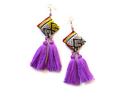 Hmong Earrings