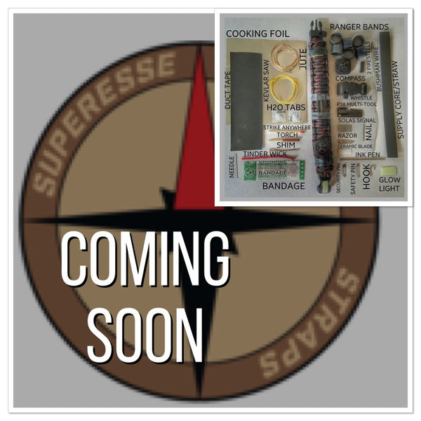 Superesse straps coming soon