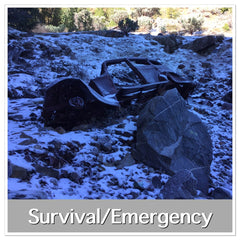 survival and emergency items