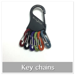 edc key chain collection
