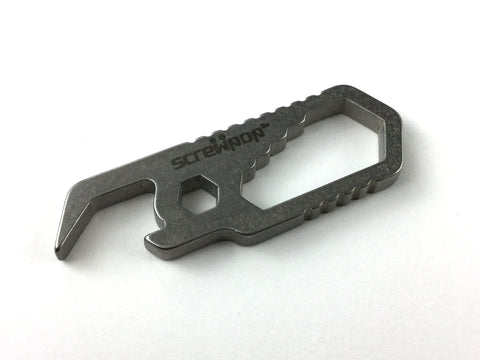 Screwpop EDC Pocket Tool Wrench