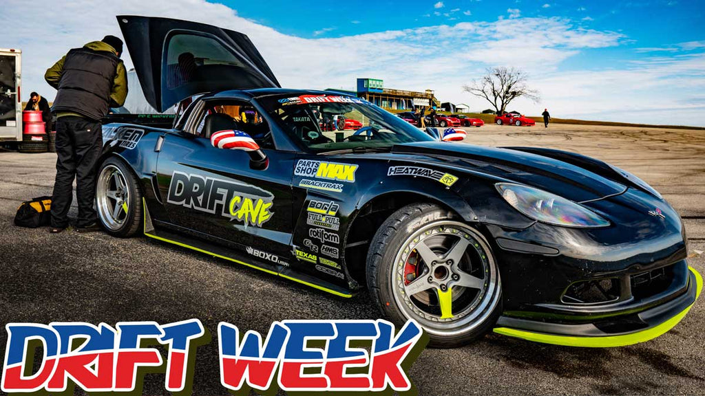 Video: Drift Week Episode 1 - Lone Star Drift