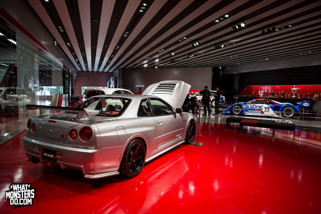 A Visit To Nissan Nismo Factory In Yokohama