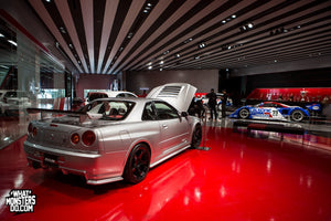Nissan Nismo Factory Yokohama Japan GTR Showroom