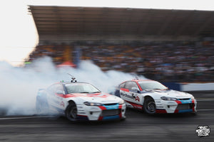 Things Heat Up At Formula Drift Seattle