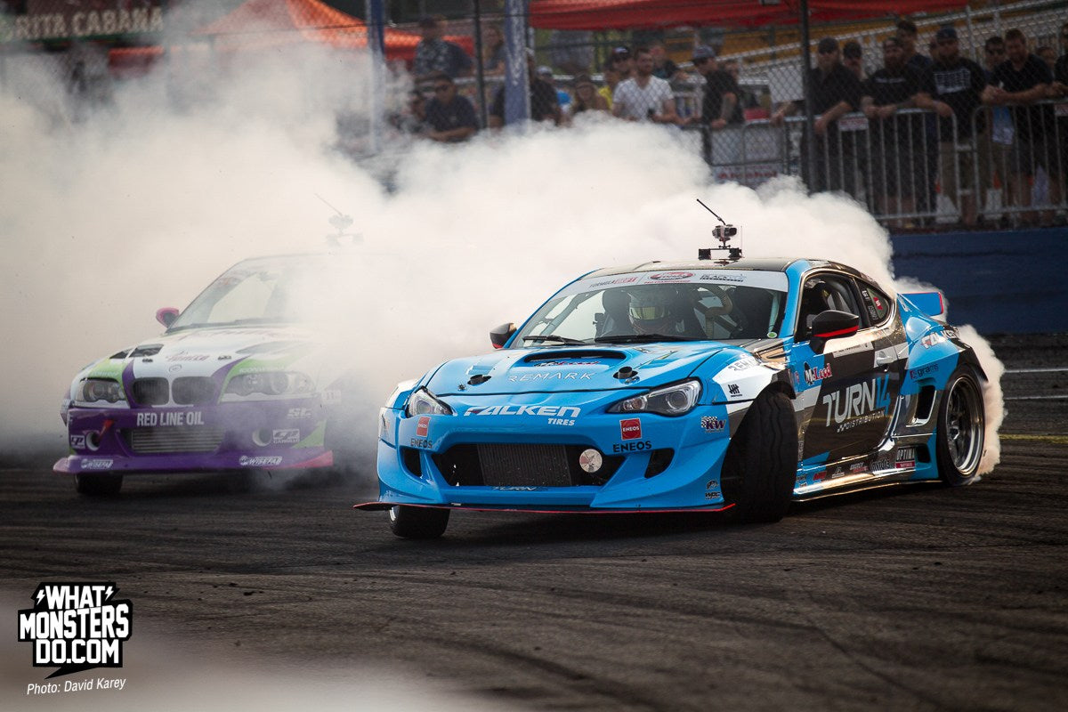 Turn14 Falken BRZ Formula Drift