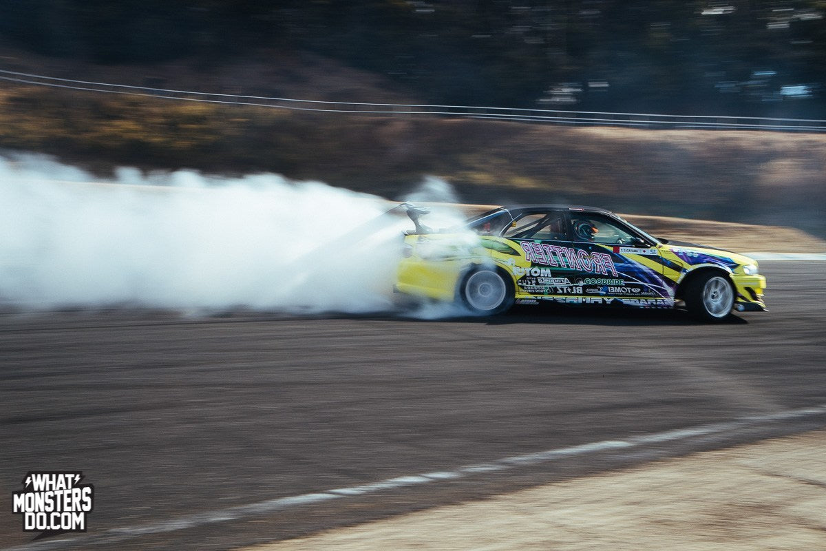 Drifting Mobara Twin Circuit