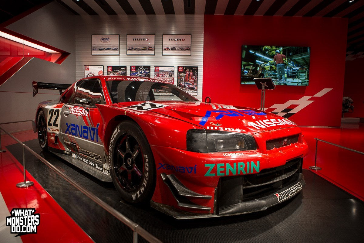 A Visit To Nissan Nismo Factory In Yokohama – What Monsters Do