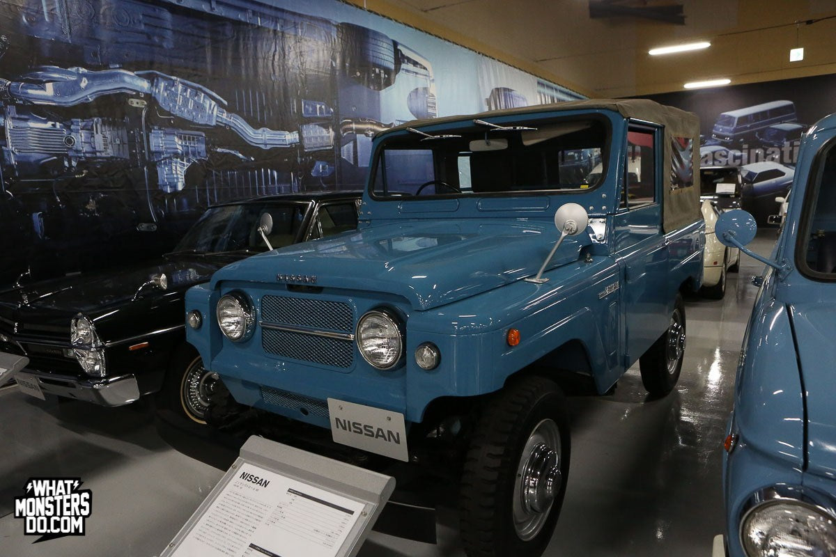 Jeep looking Nissan SUV Classic