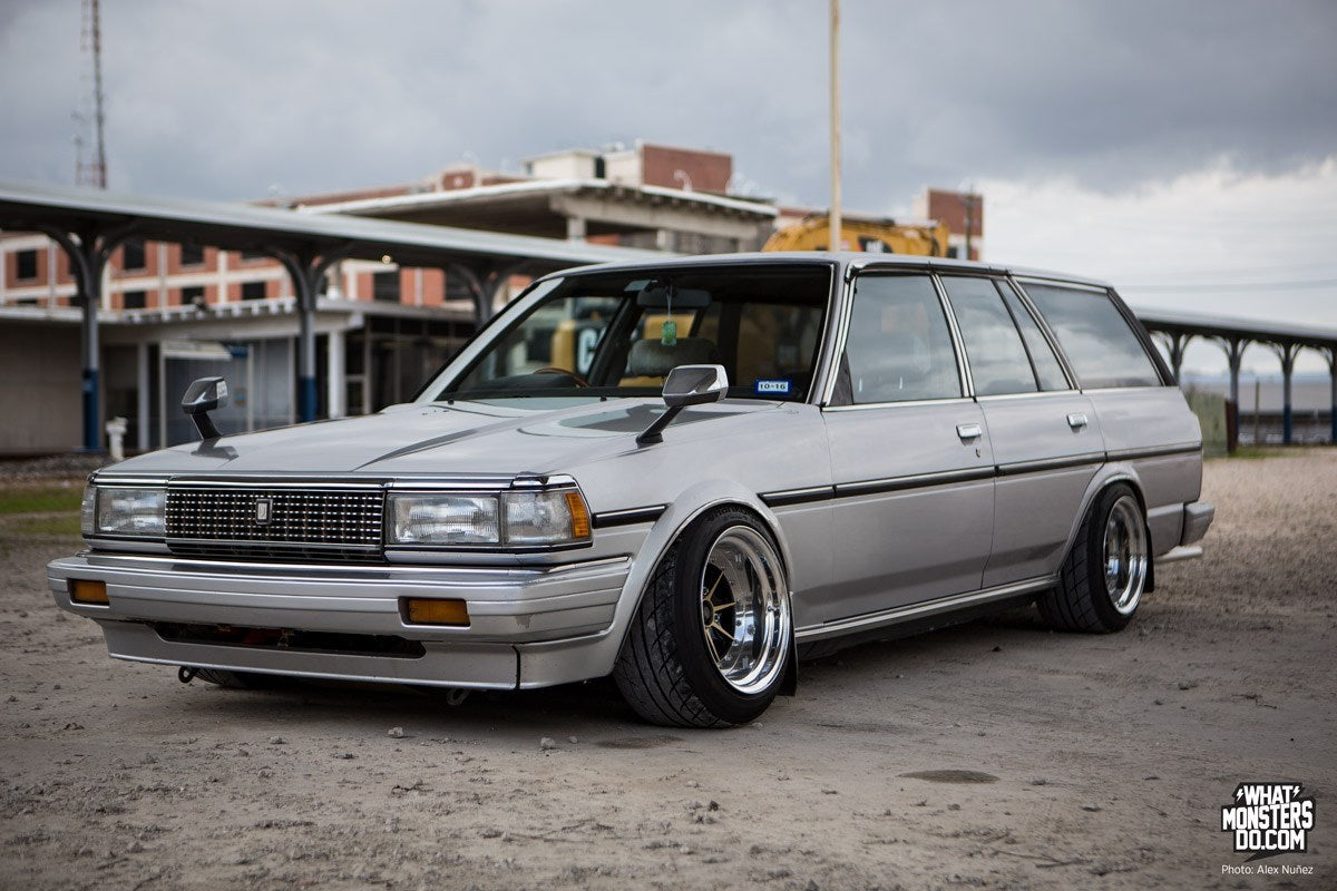 1985 Toyota Mark II Wagon