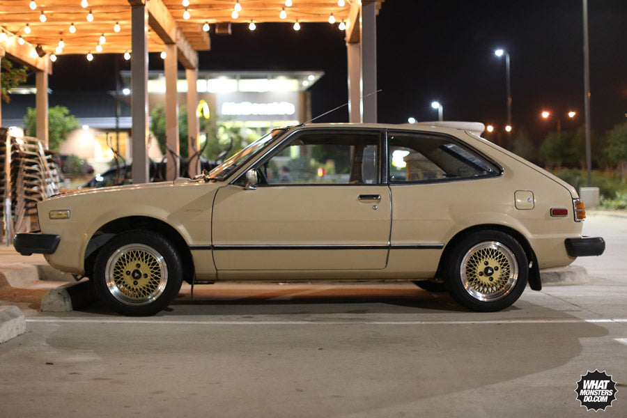 1979 honda accord on enkei92 enkei wheels