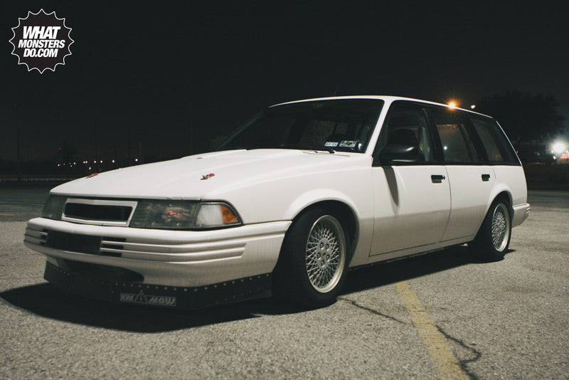 Car Feature: Josh's 1991 Turbo Cavalier RS Wagon – What ...