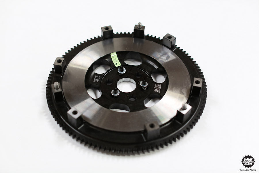 Advanced Clutch Technologies Respect the Roadster project Texas Track Works F1 Clutch for a Miata NB streetlite flywheel