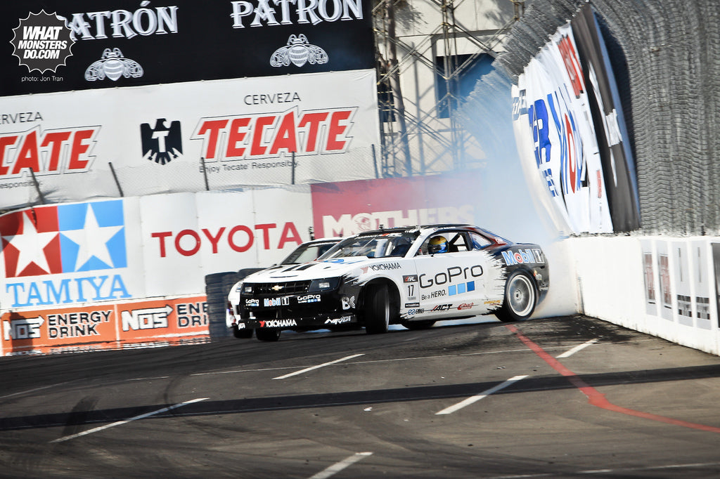 formula drift long beach round 1 2012