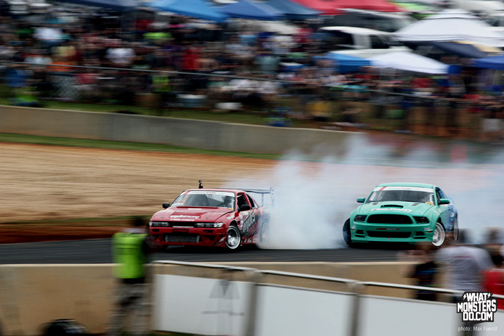 Formula Drift Round 2 Road Atlanta 2014