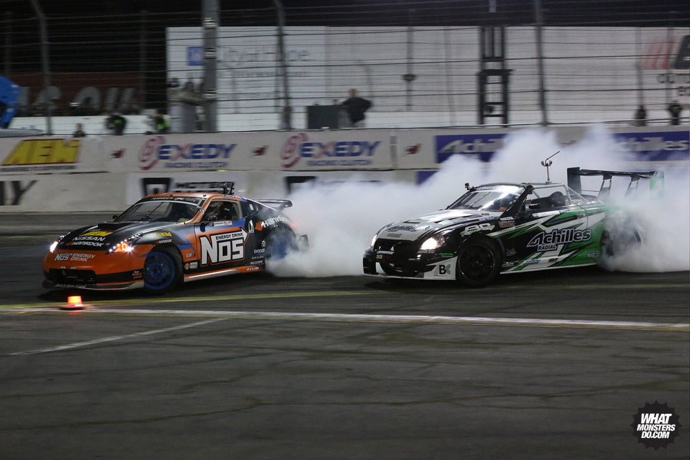 daigo saito vs chris forsberg formula drift irwindale great 8 battle