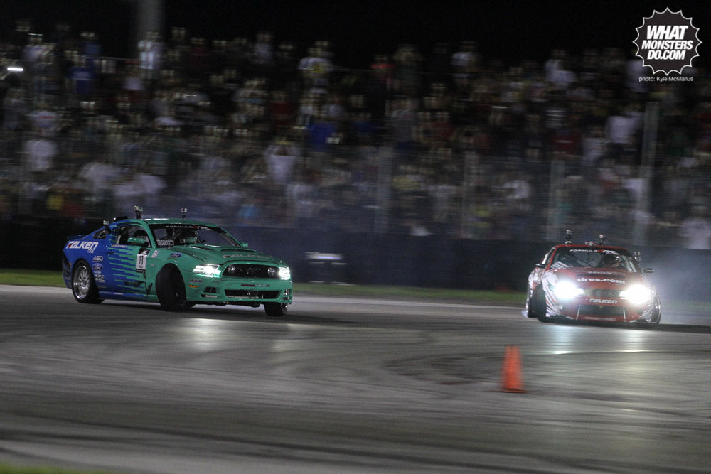 Formula Drift Round 3 at Palm Beach International Raceway. Photos by Kyle McManus Dai Yoshihara