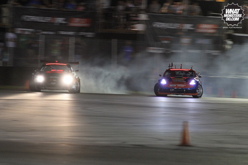 Formula Drift Round 3 at Palm Beach International Raceway. Photos by Kyle McManus