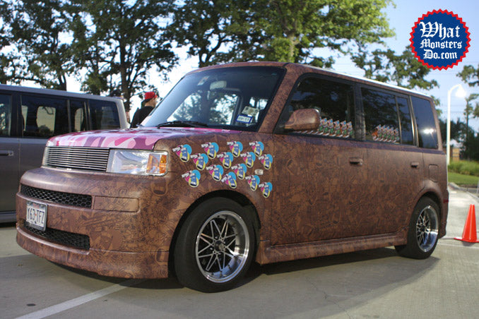 fast five premier colleyville nos energy drink scion XB