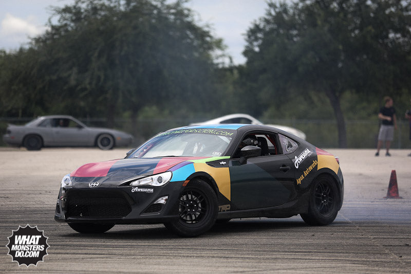 Scion FRS Houston Enkei RPF1