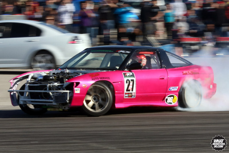 Lone Star Drift s13 pink